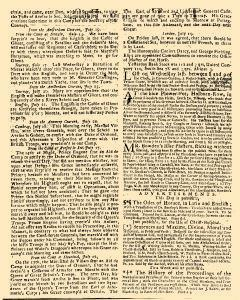 Evening Post, July 12, 1712, Page 2