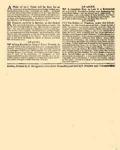 Evening Post, September 09, 1712, Page 3