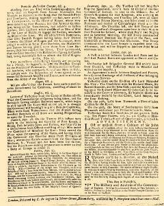 Evening Post, September 27, 1712, Page 2