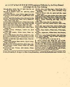 Evening Post, November 01, 1712, Page 3