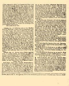 Evening Post, November 20, 1712, Page 3