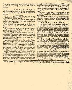 Evening Post, November 29, 1712, Page 3