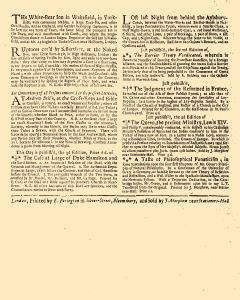 Evening Post, December 09, 1712, Page 3