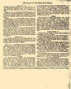 Evening Post, December 13, 1712, Page 3