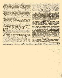 Evening Post, December 18, 1712, Page 3