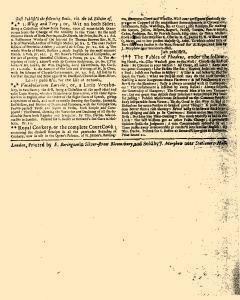 Evening Post, December 23, 1712, Page 3