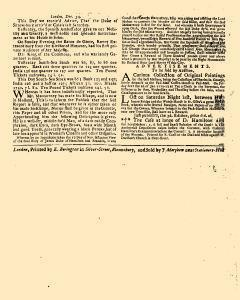 Evening Post, December 27, 1712, Page 3