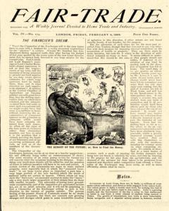 Fair Trade, February 08, 1889, Page 1