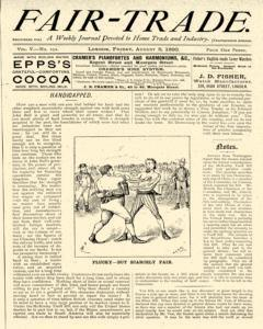 Fair Trade, August 08, 1890, Page 1