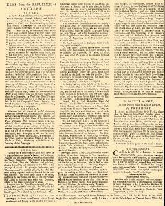 Flying Post or Weekly Medley, May 10, 1729, Page 4