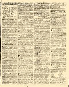 Gazetteer and New Daily Advertiser, January 17, 1765, Page 3