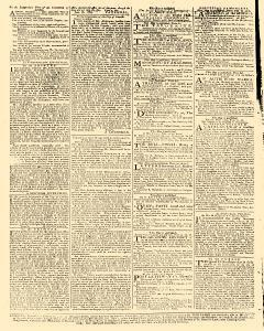 Gazetteer and New Daily Advertiser, January 17, 1765, Page 4