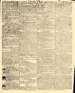 Gazetteer and New Daily Advertiser, January 01, 1766, p. 3