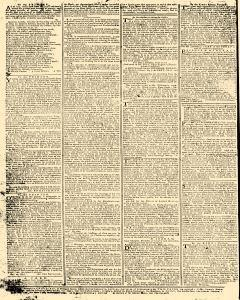 Gazetteer and New Daily Advertiser, January 01, 1766, p. 4