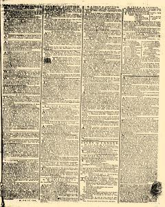 Gazetteer and New Daily Advertiser, January 11, 1766, Page 3