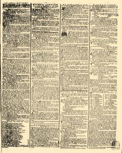 Gazetteer And New Daily Advertiser, January 14, 1766, Page 3