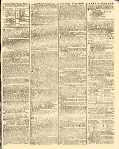 Gazetteer and New Daily Advertiser, January 22, 1766, p. 3