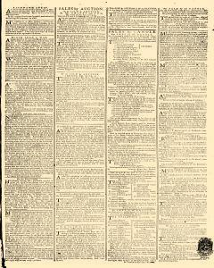 Gazetteer and New Daily Advertiser, January 23, 1766, p. 3