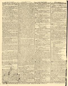Gazetteer and New Daily Advertiser, January 27, 1766, Page 4