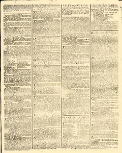 Gazetteer and New Daily Advertiser, January 28, 1766, Page 3