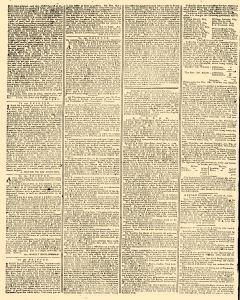Gazetteer and New Daily Advertiser, January 30, 1766, p. 2