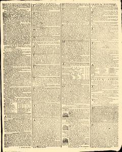 Gazetteer and New Daily Advertiser, January 31, 1766, p. 3