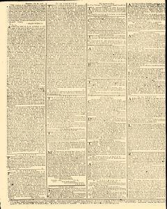 Gazetteer and New Daily Advertiser, February 14, 1766, p. 4