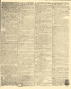 Gazetteer and New Daily Advertiser, February 15, 1766, Page 3