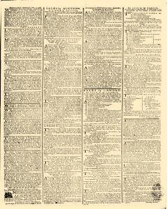 Gazetteer and New Daily Advertiser, February 19, 1766, Page 3