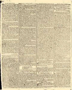 Gazetteer and New Daily Advertiser, February 24, 1766, p. 4