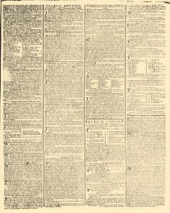 Gazetteer and New Daily Advertiser, February 25, 1766, Page 3