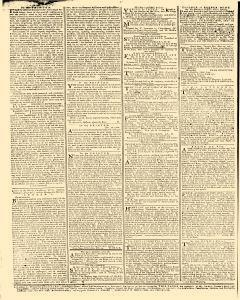 Gazetteer and New Daily Advertiser, February 25, 1766, Page 4