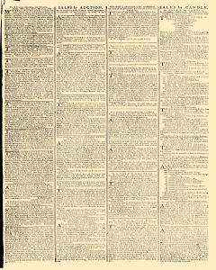 Gazetteer and New Daily Advertiser, March 11, 1766, Page 3