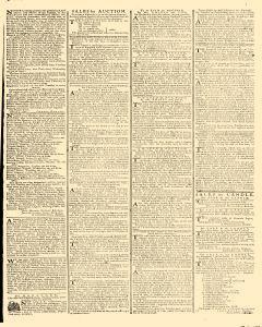 Gazetteer and New Daily Advertiser, March 15, 1766, p. 3