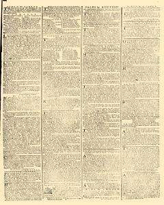 Gazetteer and New Daily Advertiser, March 28, 1766, Page 3