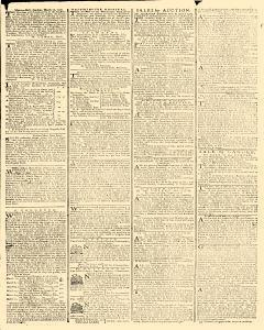 Gazetteer and New Daily Advertiser, March 31, 1766, Page 3