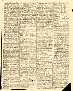 Gazetteer and New Daily Advertiser, April 14, 1766, p. 3