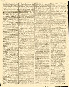 Gazetteer and New Daily Advertiser, April 18, 1766, p. 2
