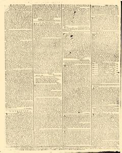 Gazetteer and New Daily Advertiser, April 30, 1766, Page 4