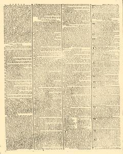 Gazetteer and New Daily Advertiser, May 29, 1766, p. 2