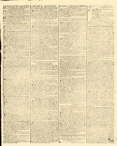 Gazetteer and New Daily Advertiser, May 31, 1766, Page 3