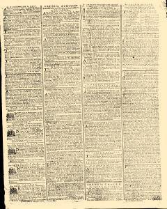 Gazetteer and New Daily Advertiser, June 13, 1766, Page 3