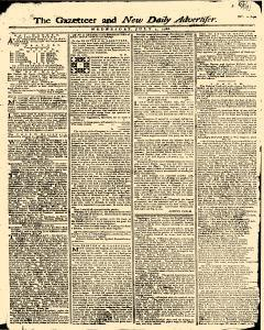 Gazetteer And New Daily Advertiser, July 02, 1766, Page 1