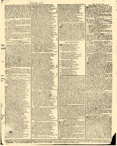 Gazetteer and New Daily Advertiser, July 07, 1766, p. 4
