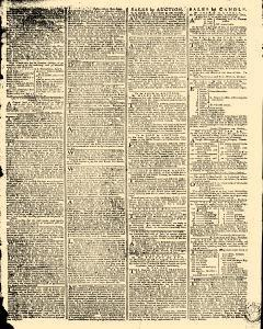 Gazetteer and New Daily Advertiser, July 10, 1766, Page 3