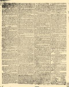 Gazetteer and New Daily Advertiser, July 12, 1766, Page 3