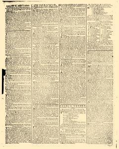 Gazetteer and New Daily Advertiser, July 24, 1766, Page 3