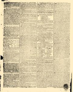 Gazetteer and New Daily Advertiser, July 25, 1766, Page 3