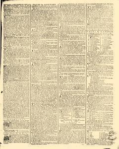 Gazetteer and New Daily Advertiser, July 30, 1766, Page 3
