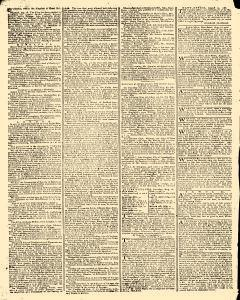 Gazetteer and New Daily Advertiser, August 18, 1766, p. 2